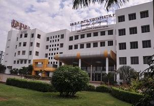 Dr. D. Y. Patil Vidyapeeth, Global Business School & Research Centre